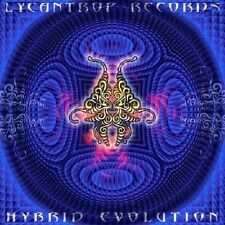 HYBRID REVOLUTION  CD NEU SELECT PROJECT & FATAL DISCORD/DARK ELF&BRAIN EROR