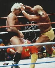 Ric Flair Wrestling Legend signed 8x10 Photo with Hulk Hogan