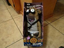 "CARTOON NETWORK--REGULAR SHOW--16"" RIGBY WRESTLING BUDDY--TOYS R US EXCLUSIVE"