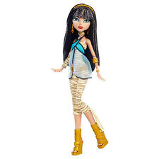 Brand New Monster High Original Ghouls Collection CLEO DE NILE Doll (CFC65)