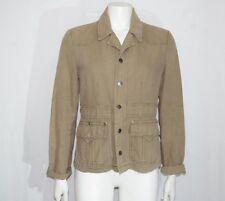 Jims collection giacca donna TG XL marrone usato e originale