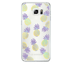 Pattern Rubber Soft TPU Silicone Phone Case Cover For Samsung Galaxy S7 S7 edge