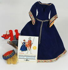 GUINEVERE Little Theatre Costume 0873 873 BARBIE COMPLETE OUTFIT VINTAGE 1964