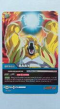Carte Dragon ball Z Baby DB-684