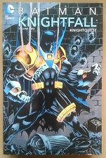 BATMAN: KNIGHTFALL Volume 2: Knightquest - DC GRAPHIC NOVEL - 666pp - Brand New