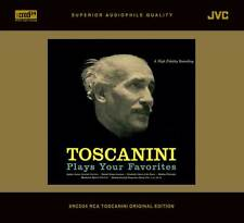 XRCD Arturo Toscanini plays your favorites