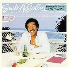 Blame It on Love and All the Great Hits by Smokey Robinson (CD, Nov-1991,...