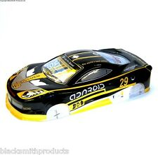 L690 1/10 Scale Drift Touring Car Body Cover Shell RC Black Uncut