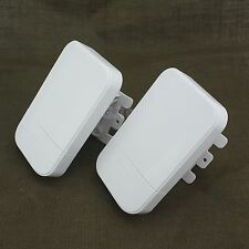 1 mile WiFi 300Mbps Point-to-Point Transmission Kits 5Ghz compact outdoor bridge