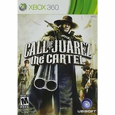 Call Of Juarez: The Cartel For Xbox 360 6E