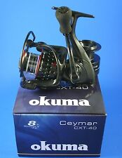 Okuma Ceymar CXT 40 FD 7+1BB 5.0:1 54278 Front Drag Fishing Reel