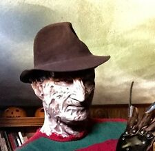 Freddy Krueger Nightmare 2,3,4, VS Hero Fedora Replica, Horror Slasher