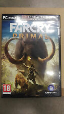 FARCRY PRIMAL SPECIAL EDITION PC empty box and cover only