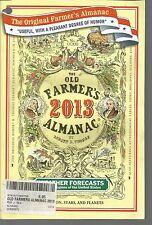 The Old Farmer's Almanac 2013 by Old Farmer's Almanac Staff (2012, Paperback)