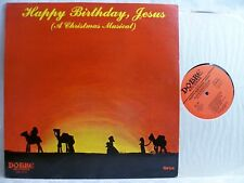 LP,  Happy Birthday, Jesus, A Christmas Musical, Mundell Lowe, 1977, Mint-