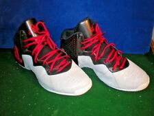 Men's Adidas PRO SMOOTH FEATHER Basketball Shoes size 14 US 13 1/2 UK Used + Box