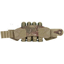 Dye Attack Pack Pro Dyecam Camo Paintball Belt Tournament Pod Pack Harness NEW
