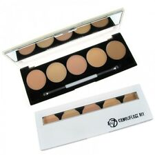 W7 Camouflage Kit Cream Contour Concealer With Mirror & Brush