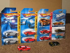 Hot Wheels Nice Lot of 10 Chevy Camaro Concept Variation K Mart Silver Indy 500