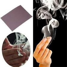 2xInteresting Mystic cool finger Smoke Trick Close-up Stand-up smoking fun paper