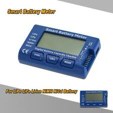 Smart Digital Battery Capacity Checker f LiPo LiFe Li-ion NiMH NiCd Battery NZ7B