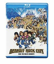 DETROIT ROCK CITY (1999 Edward Furlong)  -  Blu Ray - Sealed Region free