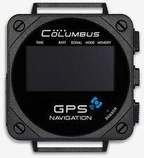Columbus V-1000 GPS Data Logger (with Barometric & Temperature logging features)