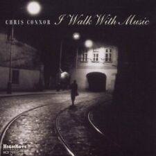 I Walk With Music - Chris Connor (2002, CD NEU)