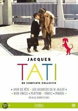 JACQUES TATI : THE COMPLETE COLLECTION (7 disc) -  DVD - PAL Region 2 - New