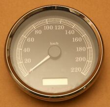 HARLEY ORIGINAL CAN-BUS TACHO SPEEDOMETER KMH HERITAGE SOFTAIL DYNA TOURING