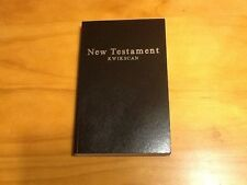 KWIKSCAN New Testament in Authorized King James Version Bible NEW
