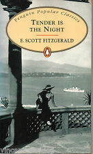 Tender is the Night by F. Scott Fitzgerald (Paperback , 1997)