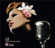 12 (American Song Book) by Mina (Italian Singer) (CD, Dec-2012, PDU)