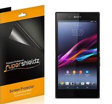 3X Supershieldz HD Clear Screen Protector Film Guard For Sony Xperia Z Ultra