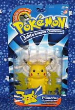 Pikachu Combat Action Figure Johto League Champions from 2001 by Hasbro New MISP