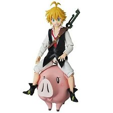 New Medicom Toy MAFEX No.014 MAFEX - The Seven Deadly Sins: Meliodas