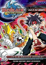 Beyblade G Revolution, Vol. 4 - It's a Battle Royale