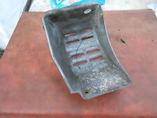 1976 Arctic Cat 440 panther: LEFT FOOTWELL