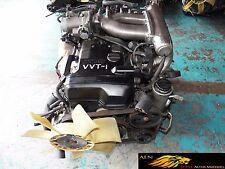 Toyota 2.5L Non Turbo 1JZ-GE VVTi Rear Sump AWD Engine W/ Wiring JDM 1JZGE VVTi