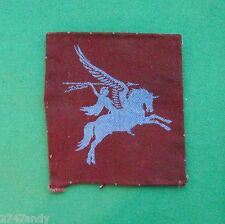 WW2 Scarce 1st Airborne Division, 100% Genuine British Army Military Cloth Badge