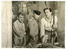 """LE VOILIER MAUDIT (EBB TIDE)"" Photo originale 1937 (Oscar HOMOLKA, Ray MILLAND)"