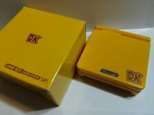 """""""Donkey summer campaign"""" Not for sale 1000 limited Banana color version GBA SP-D"""