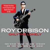 Roy Orbison - Only The Lonely...Greatest Hits...Best Of (2CD 2012) NEW/SEALED