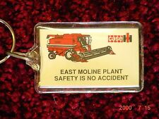 INTERNATIONAL HARVESTER COMBINE KEY RING, EAST MOLINE, VINTAGE