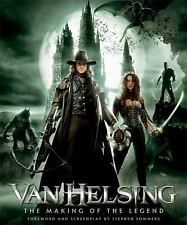 Van Helsing: The Making of the Legend (Newmarket Pictorial Moviebook Series), So