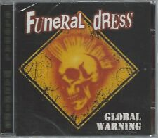 FUNERAL DRESS - GLOBAL WARNING - (still sealed cd) - STEP CD 181