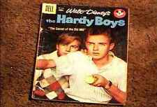HARDY BOYS #830 COMIC BOOK G/VG 1957 DELL FOUR COLOR