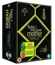 HOW I MET YOUR MOTHER SEASONS 1-9 - TV DVD BOX SET