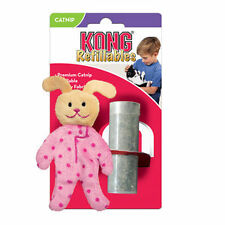KONG PAJAMA BUDDY Refillable Catnip Wrestle Toy for Cats and Kittens (NP43)