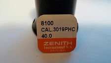 NOS Zenith for movement 3019 PHC to choose Swiss made no 2 -  40.0 8100